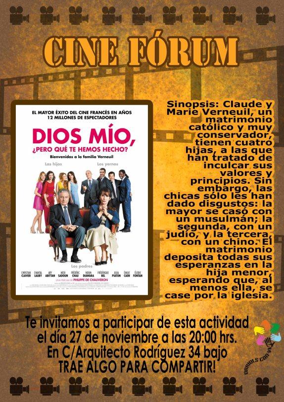cine forum 27-11 COMPLETO